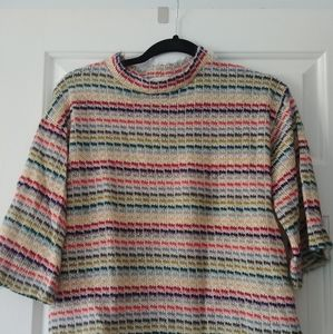 Ginger G. 3/4 sleeve sweater